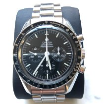Omega Speedmaster Professional Moonwatch Steel 42mm Black No numerals United States of America, California, San Francisco