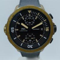 IWC Aquatimer Chronograph Bronze 44mm Black No numerals United States of America, California, Fresno