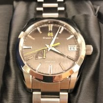 Seiko Grand Seiko Steel 39mm United States of America, Missouri, Saint Louis