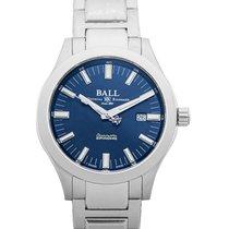 Ball Engineer M Steel 43mm Blue