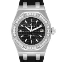 Audemars Piguet Royal Oak Lady Steel 35mm Black United States of America, Georgia, Atlanta