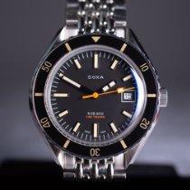 Doxa Sub Steel 42mmmm Black