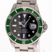 Rolex Submariner Date neu 2018 Automatik Uhr mit Original-Box und Original-Papieren 16610LV