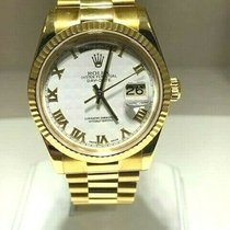 Rolex 118238 Yellow gold Day-Date 36 36mm pre-owned United States of America, California, Newport Beach