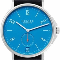 NOMOS Ahoi Datum new Automatic Watch with original box and original papers