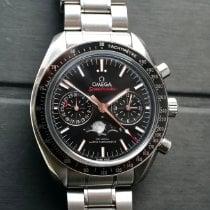 Omega Speedmaster Professional Moonwatch Moonphase Stahl 44,2mm Schwarz Keine Ziffern Deutschland, Heidelberg