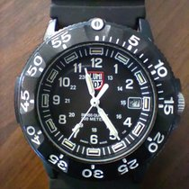 Luminox Original Navy Seal Carbon 43mm Black Arabic numerals