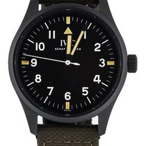 IWC Pilot Mark 39mm Black United States of America, Illinois, BUFFALO GROVE