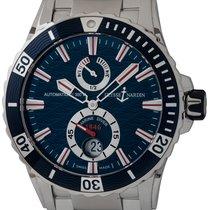 Ulysse Nardin Diver Chronometer Steel 44mm Blue United States of America, Texas, Austin