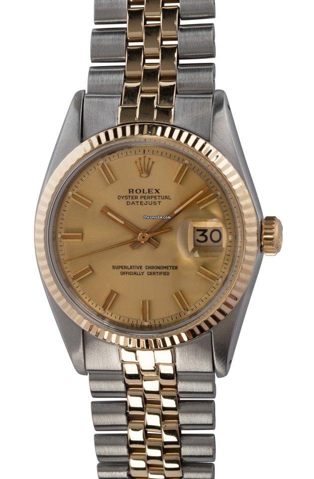 Rolex (ロレックス) Datejust 1601 1972 中古