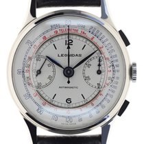 Leonidas Steel 35.4mm Chronograph pre-owned