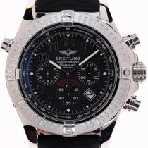 Breitling Steel 46.6mm Automatic 34360 B 624 new