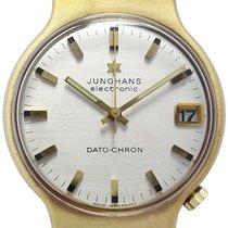 Junghans 1972 36mm Silver No numerals