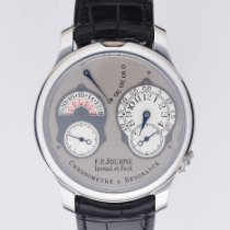 F.P.Journe Chronometre à Resonance Platinum Grey