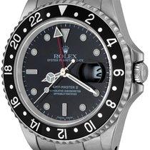 Rolex GMT-Master II Steel 40mm Black No numerals United States of America, Texas, Dallas