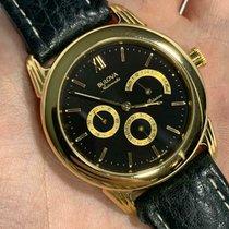 Bulova Aur galben 36mm Atomat folosit România, FLORESTI