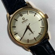 Omega Genève Yellow gold 35mm Gold No numerals