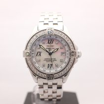 Breitling Cockpit Lady Steel 31mm Mother of pearl