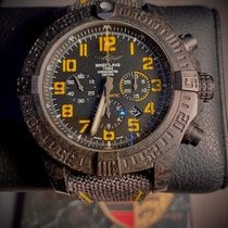 Breitling Avenger Hurricane Carbon 50mm Black United States of America, California, Malibu