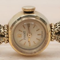 Piaget Yellow gold 16mm Manual winding pre-owned