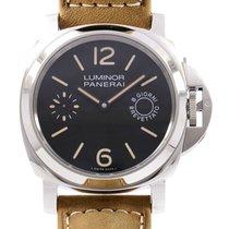 Panerai Luminor Marina 8 Days nieuw Handopwind Horloge met originele doos PAM00590