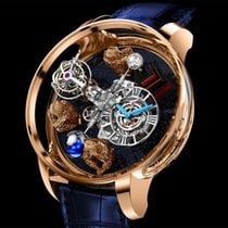 Jacob & Co. Astronomia AT102.40.AB.UB.A Neuve Or rose 50mm Remontage manuel