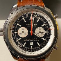 Breitling Chrono-Matic (submodel) Steel 44mm Black No numerals United Kingdom, london