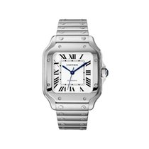 Cartier Steel Automatic WSSA0029 new United States of America, Iowa, Des Moines