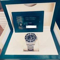 Rolex Stahl 41mm Automatik 124060 neu