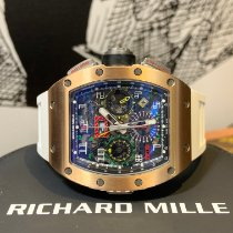 Richard Mille RM 011 new 2015 Automatic Watch with original box and original papers RM011-02