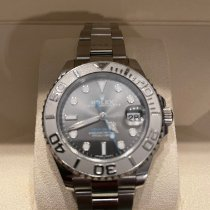Rolex Yacht-Master 37 Steel 37mm Grey No numerals United Kingdom, Cardiff