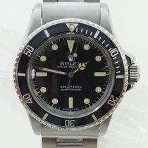 Rolex Submariner (No Date) Steel 40mm Black No numerals United States of America, Oregon, Lake Oswego