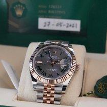 Rolex Datejust II Gold/Steel 41mm Grey Roman numerals United States of America, California, Sunnyvale