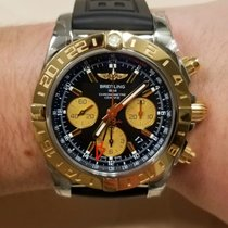 Breitling Chronomat 44 GMT Steel 44mm Black No numerals United States of America, North Carolina, Raleigh