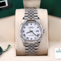 Rolex Datejust Steel 36mm White Roman numerals United States of America, California, Los Angeles