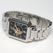 Perrelet pre-owned Automatic 34mm Black Sapphire crystal