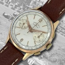 Election Gold/Steel 37mm Manual winding 1258 pre-owned