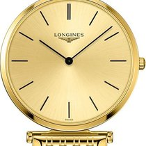Longines La Grande Classique Steel 36mm Gold United States of America, California, Moorpark