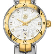 TAG Heuer Link Lady Steel 29mm Silver Roman numerals United States of America, California, Moorpark
