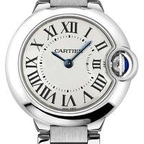 Cartier Ballon Bleu 28mm Steel 28.6mm Silver Roman numerals United States of America, California, Moorpark