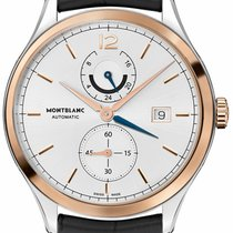 Montblanc Heritage Chronométrie Steel 41mm White United States of America, California, Moorpark