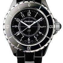 Chanel J12 33mm Black Arabic numerals United States of America, California, Moorpark