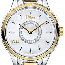 Dior VIII Steel 25mm Mother of pearl United States of America, California, Moorpark