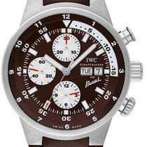 IWC Aquatimer Chronograph nuevo Automático Cronógrafo Reloj con estuche original IW378204