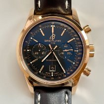 Breitling Transocean Chronograph 38 new 2017 Automatic Watch with original box R41310