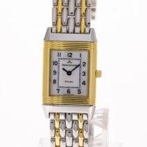 Jaeger-LeCoultre Damenuhr Reverso Dame 20mm Handaufzug gebraucht Uhr mit Original-Box und Original-Papieren 1997