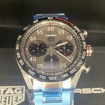 TAG Heuer CBN2A1F.BA0643 Steel 2021 Carrera Porsche Chronograph Special Edition new