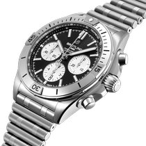 Breitling Steel Automatic AB0134101B2A1 new