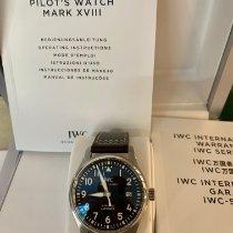 IWC Pilot Mark новые 2018 Автоподзавод Часы с оригинальными документами и коробкой IW327003