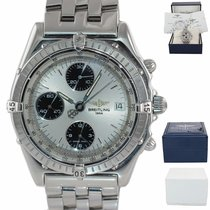 Breitling Steel 40mm Automatic Chronomat pre-owned